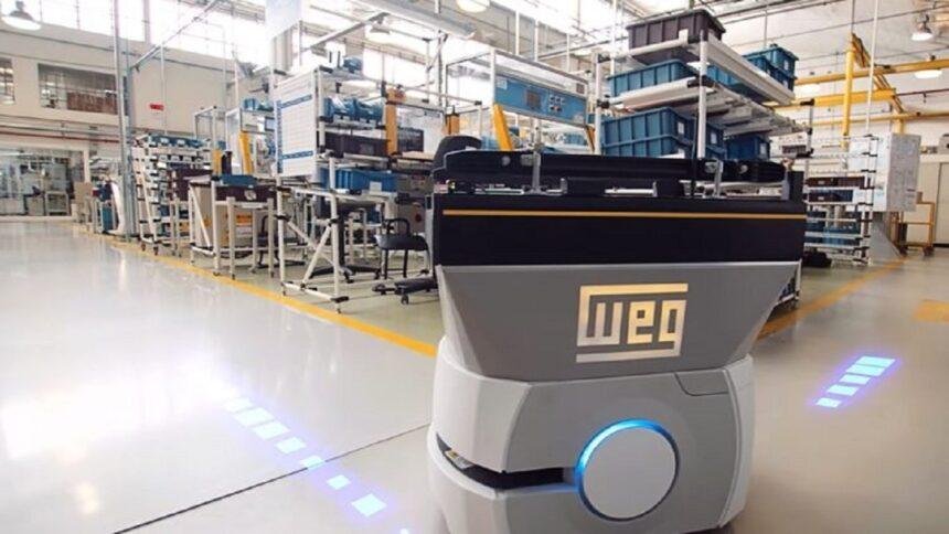 WEG - 5G - Jaraguá do sul - empresas - indústria