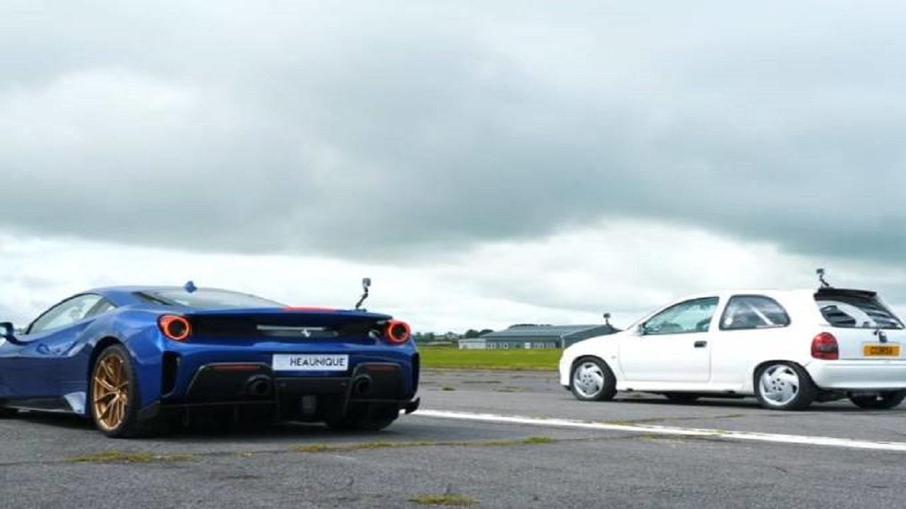 Corsa - Ferrari - Zelador -Ferrari-488-Pista - motores