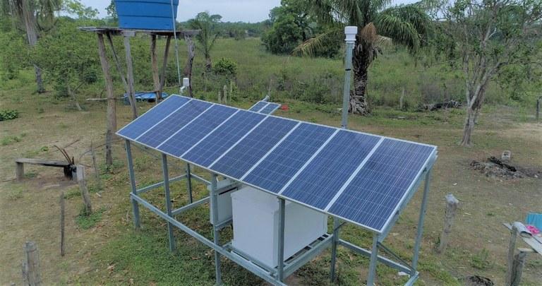 energia solar energia limpa placas fotovoltaicas