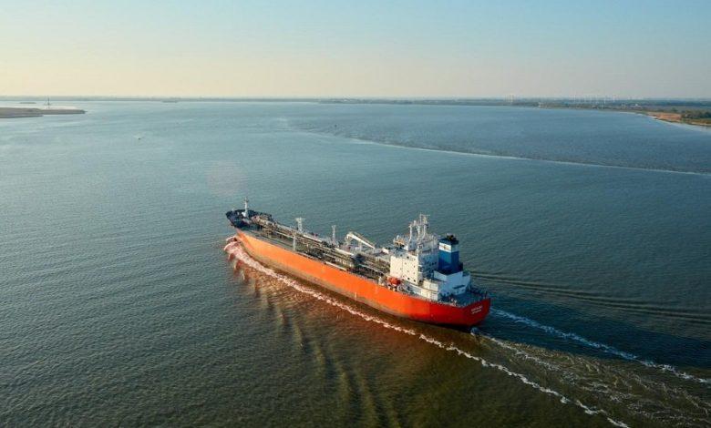 carbono gás energia navio