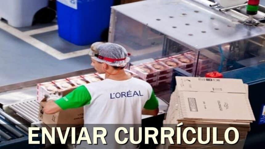 L'Oréal - emprego - vagas - rj - sp - trainee - sem experiência - cosmético - protetor solar