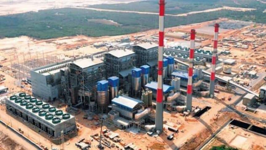 termoelétrica termelétrica Macaé Escolas Projeto