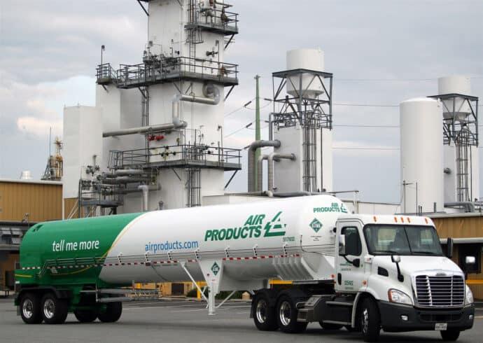 hidrogênio verde - produção - air product - carbono - energia - indústria