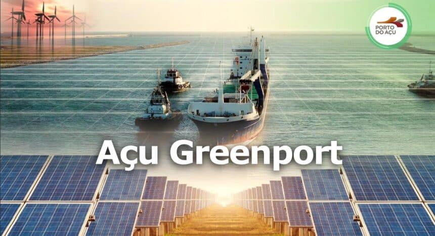 porto do açu - eólicas offshore - usina - hidrogênio verde