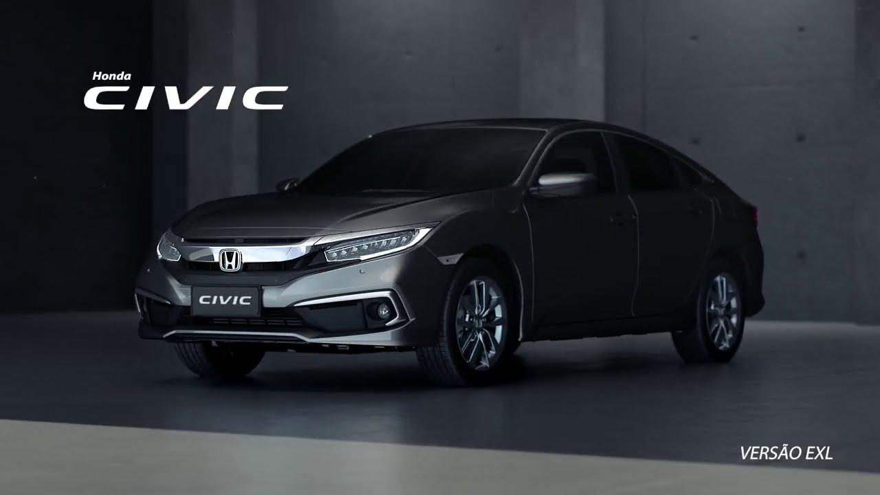 Multinacional - Honda- Honda Civic - importação