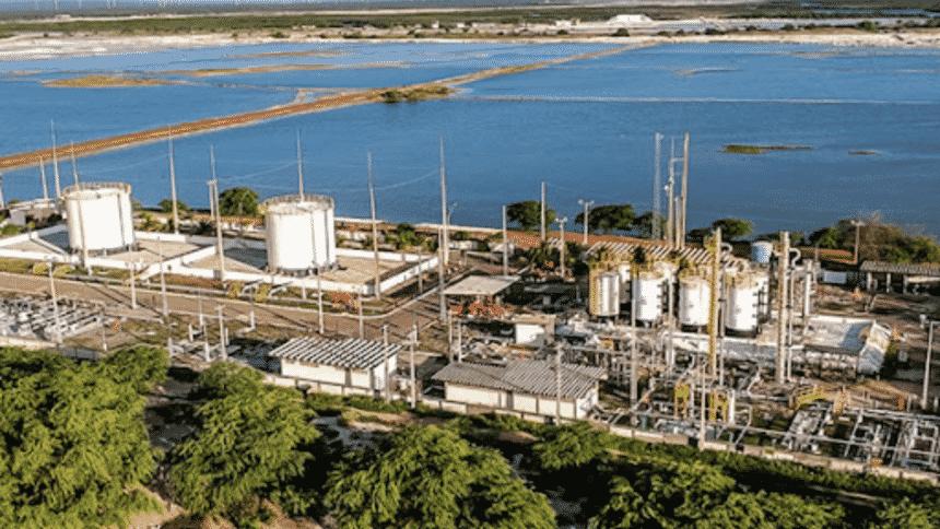 petróleo – Bacia Potiguar – Rio Grande do Norte