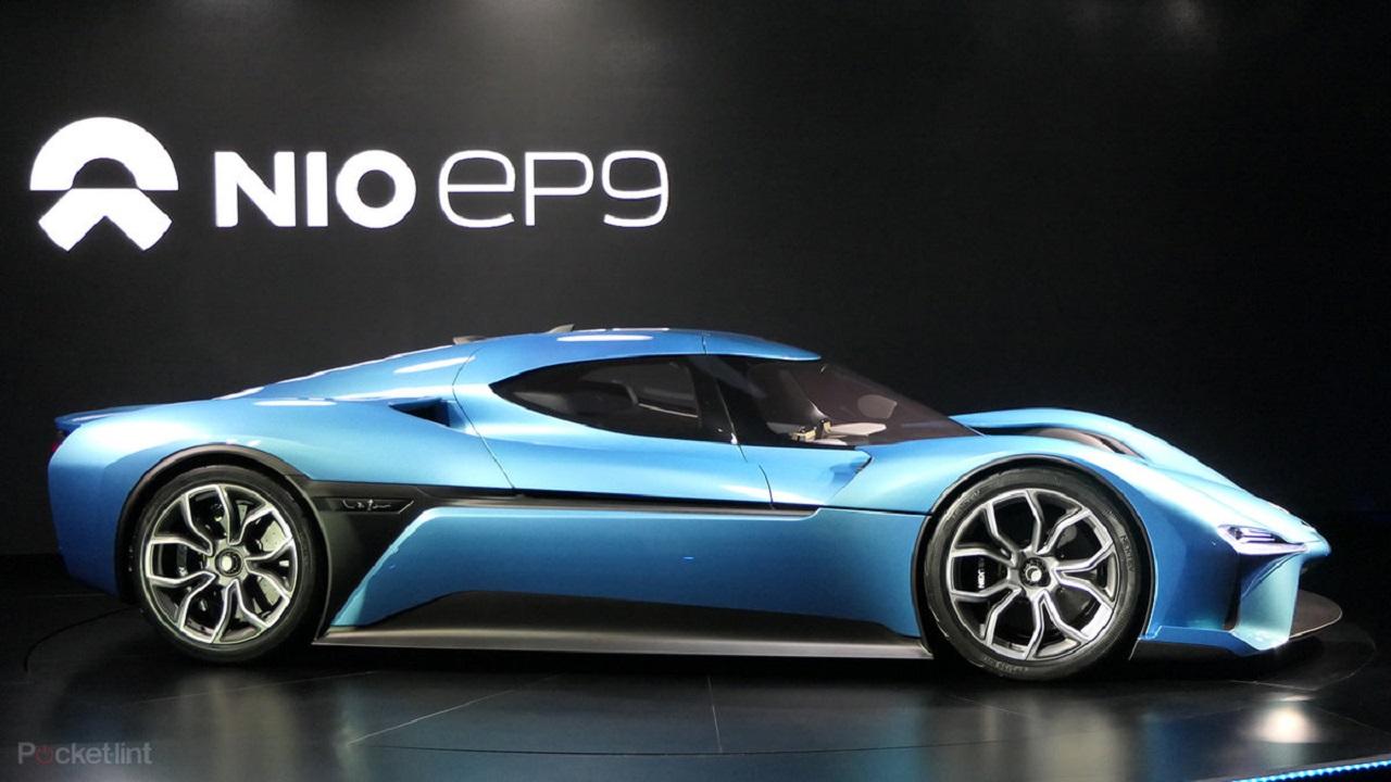 Carro elétrico - carro mais rápido do mundo - Model S Plaid - Tesla
