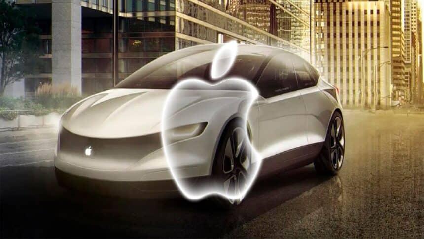 Carros elétricos - Apple - LG - Multinacional