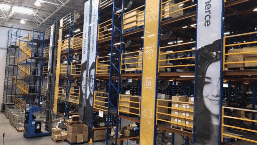Minas Gerais – centro de distribuição