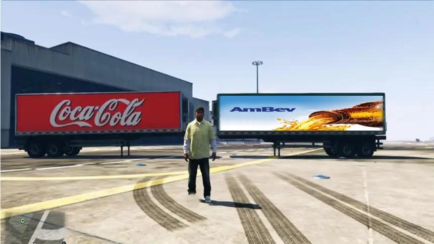Ambev - Coca Cola - Heineken - bebidas alcóolicas