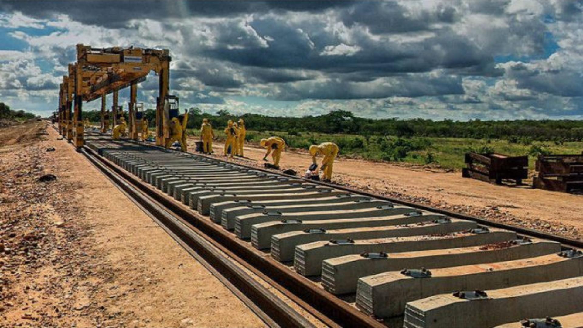 Ferrovia – Porto de Pecém – Pernambuco