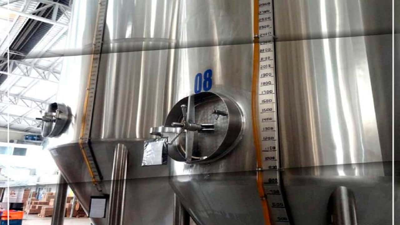 Cerveja - Colombina - fábrica - renda - empregos - Goiânia -