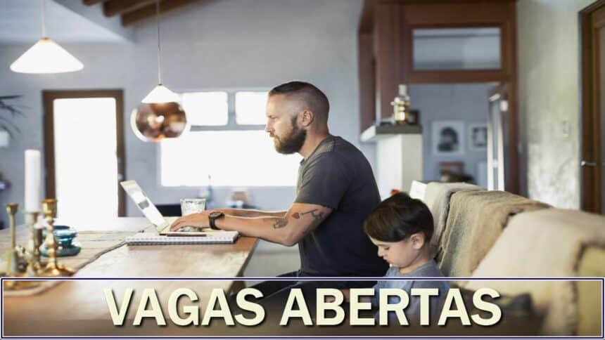 programa - vagas - emprego - home office - trabalhar em casa - sp - sem experiencia