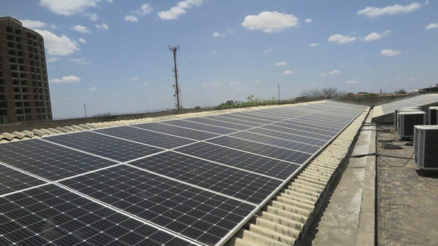 Energia solar – projeto de lei – Câmara