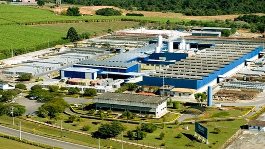 Eternit - construção - telhas de fibrocimento - Nordeste - Norte - fábricas