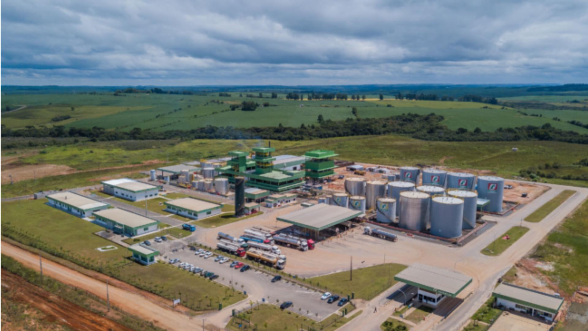 Usinas – biodiesel – Mato Grosso