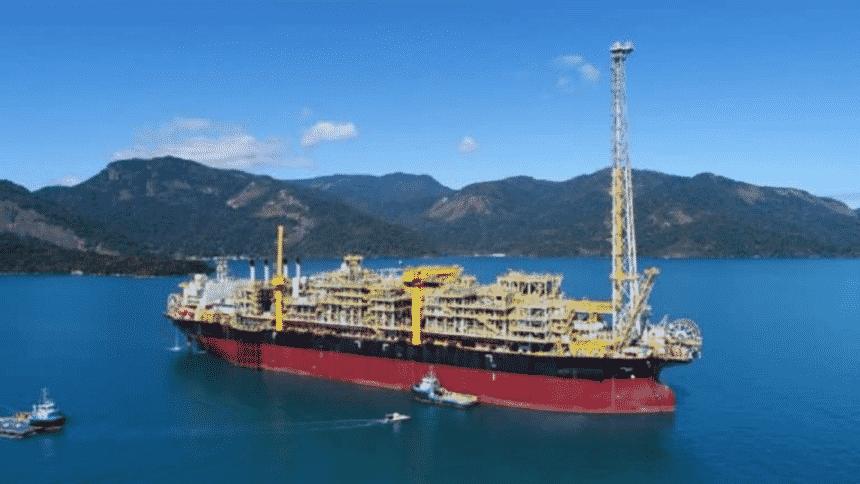 Petrobras – FPSO – pré-sal – Bacia de Santos