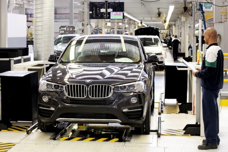 BMW – fábrica – Santa Catarina