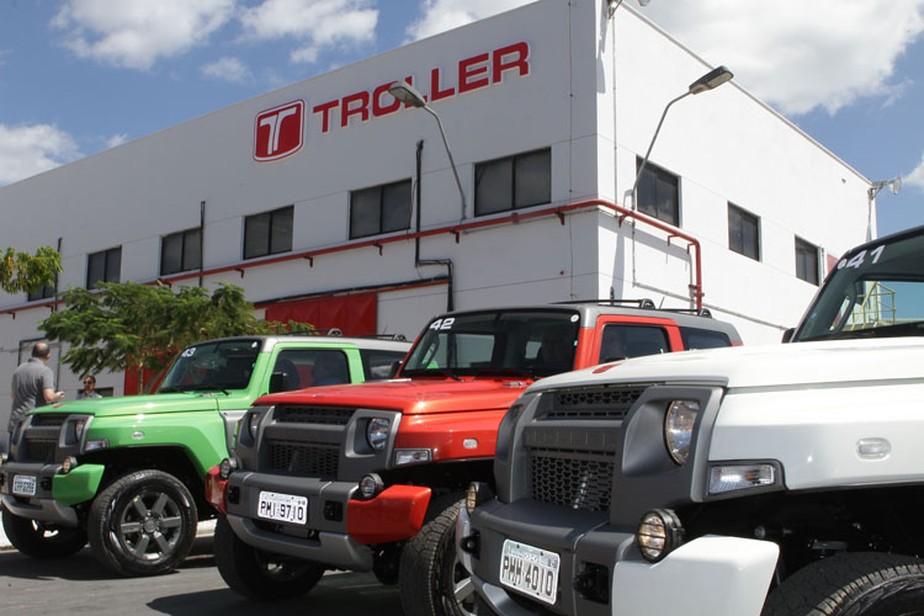Fábrica – Troller – Ceará