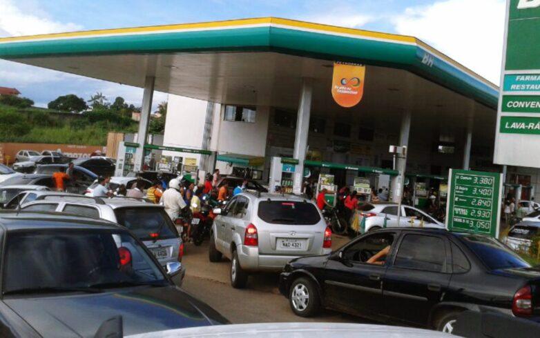 gasolina - preço - etanol - combustível - imposto -