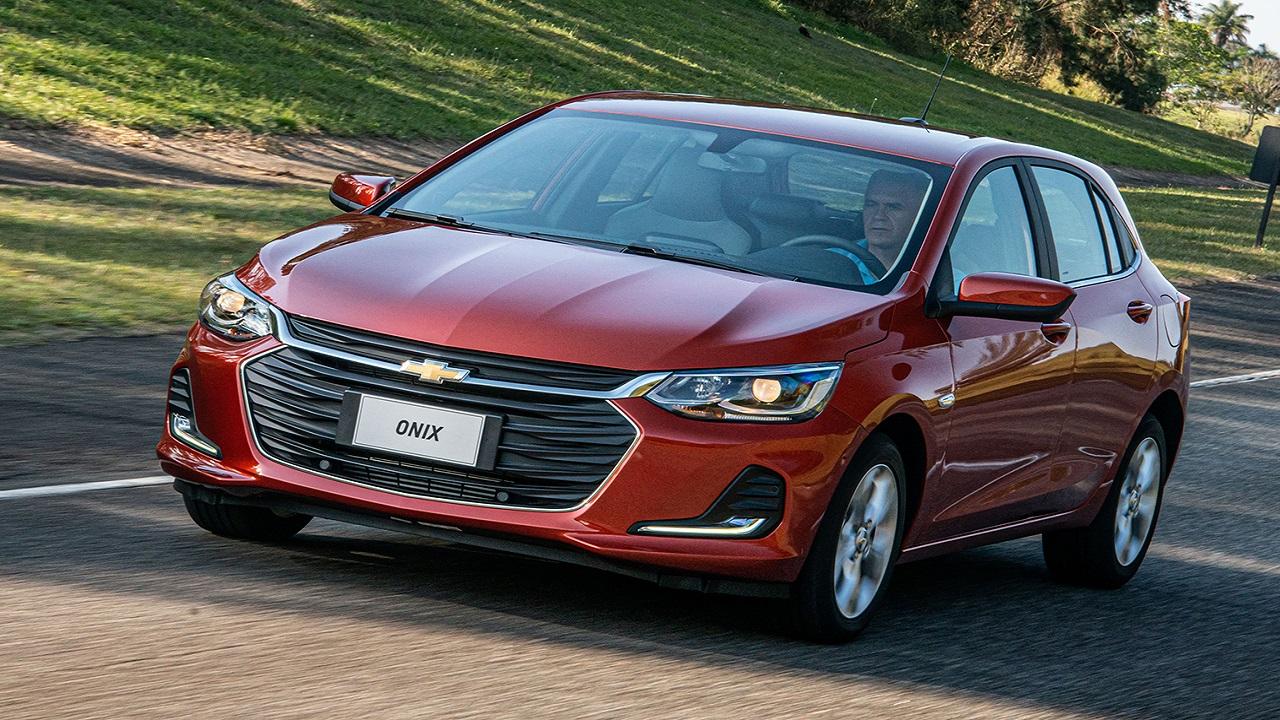General Motors - Onix - Chevrolet Onix -