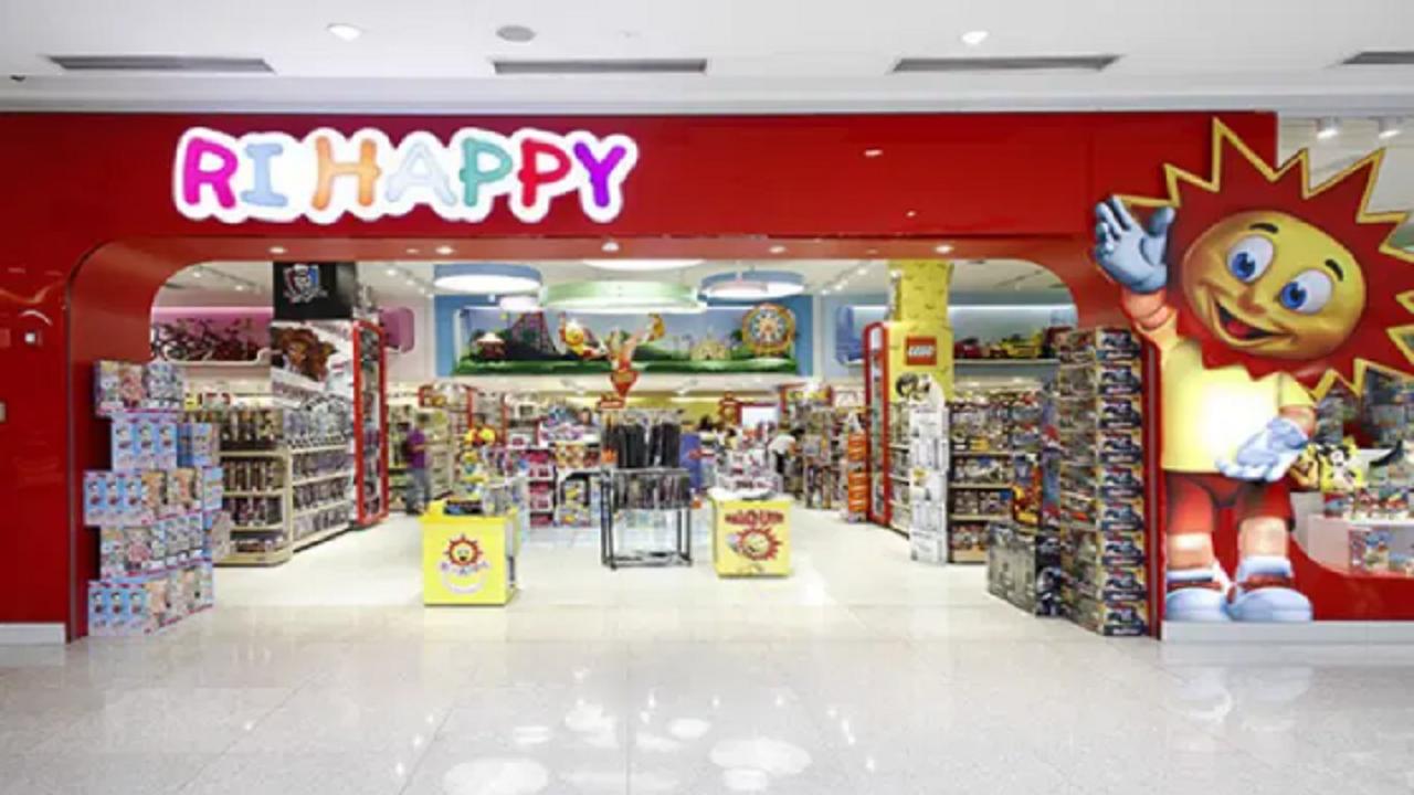 RI Happy - vagas de emprego - dia das crianças - sem experiência