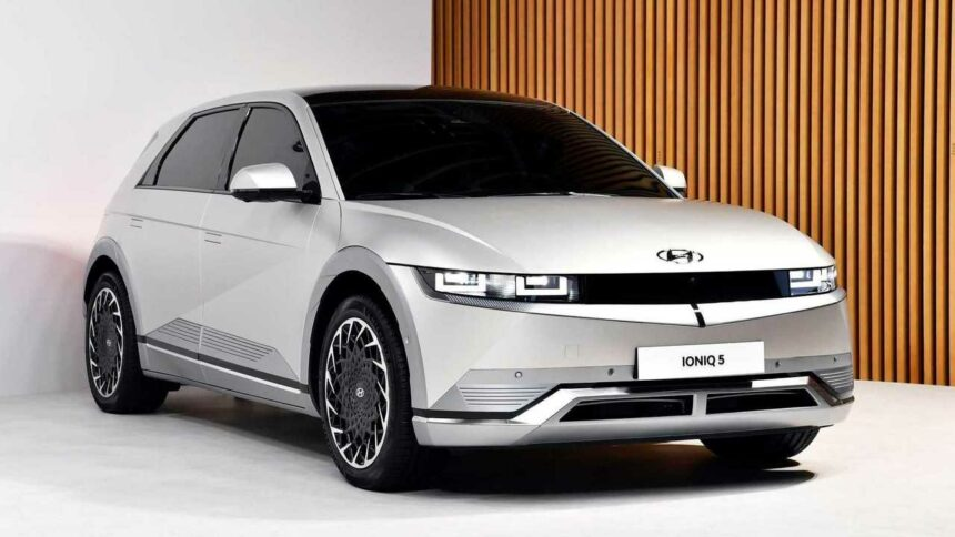 Hyundai Ioniq 5 - Hyundai - carro elétrico - indústria automotiva