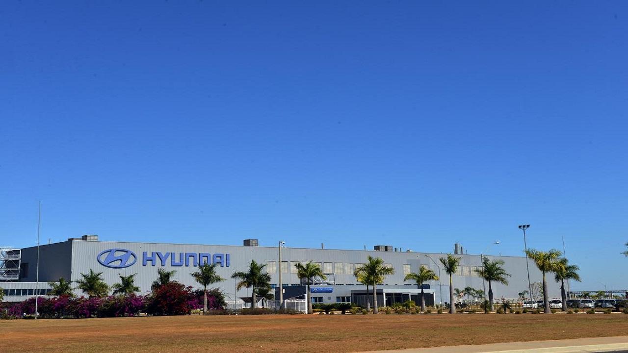fábrica - Hyundai - motores - coreia do sul