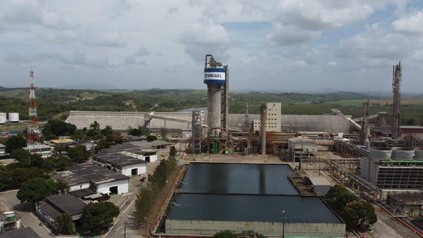 Fertilizantes - Unigel - indústria - amônia verde - Bahia