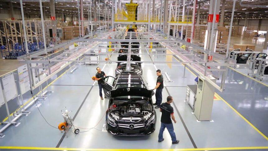 Mercedes-Benz - fábrica - automóveis - SP - Great-Wall-Motor