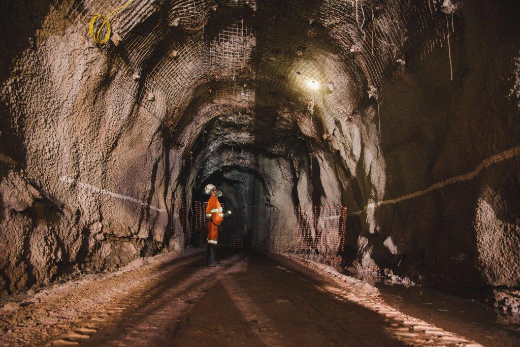 Mineradora – Bahia – produção