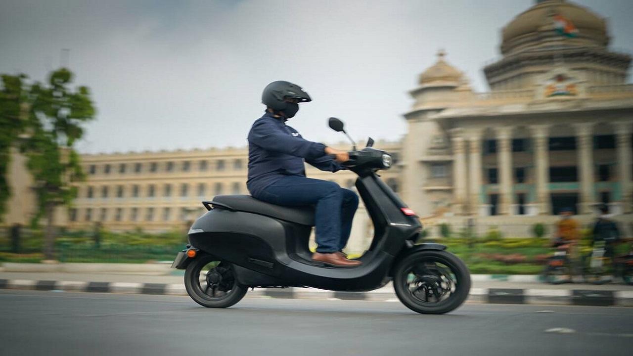 Moto elétrica - ola Eletric - Scooter - autonomia - mercado