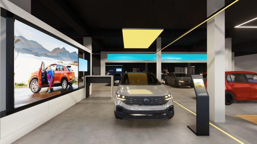 concessionaria - Carbel-Volkswagen - multinacional - Minas Gerais