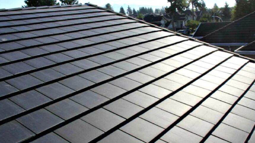 Telha solar - energia solar - Tesla -