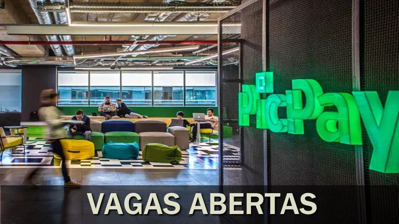 picpay - emprego - home office - vagas - são paulo - técnico