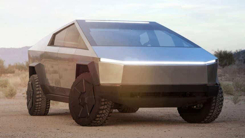 Cybertruck - Picape - Picape elétrica - Tesla