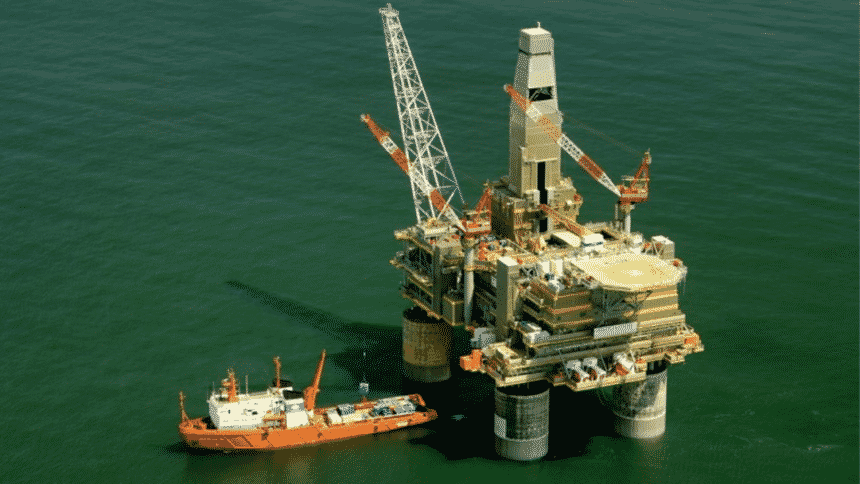 Petróleo – Santa Catarina – exploração