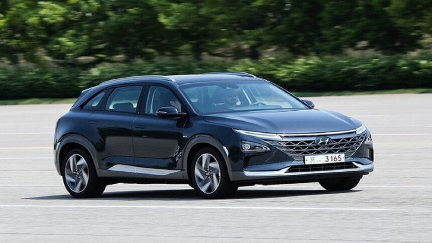 Carro movido a hidrogênio - carro - hidrogênio - Hyundai - mercado