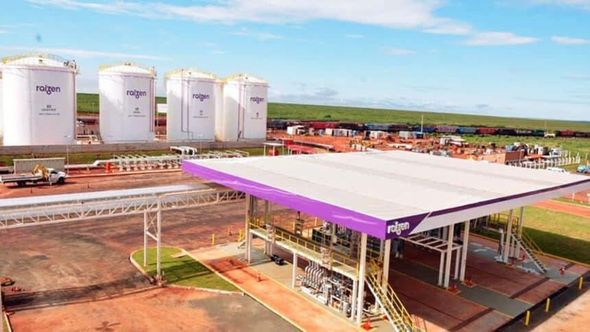 etanol - usina - biocombustível - shell - produção