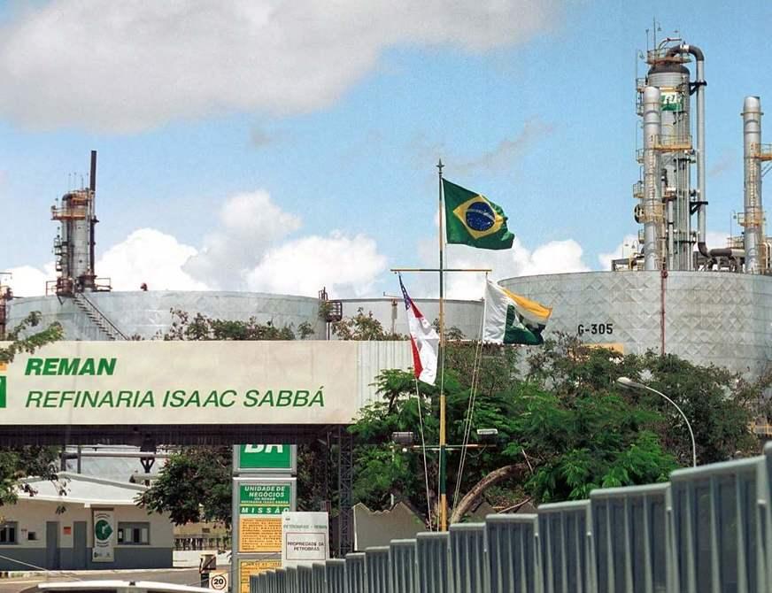 Petrobras – refinaria – Amazonas