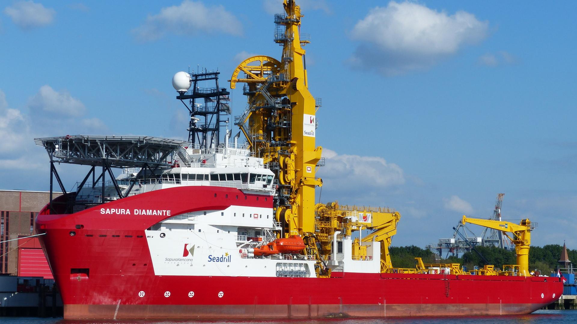 Petrobras – embarcações – submarinas