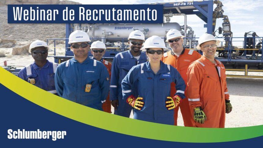 Schlumberger - emprego - recrutamento - técnicos - industrial
