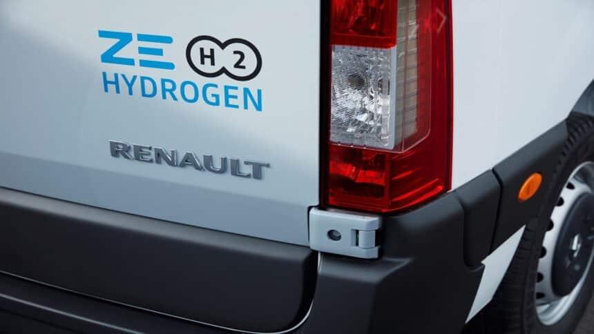 Renault - hidrogênio - veículos - Plug-Power-