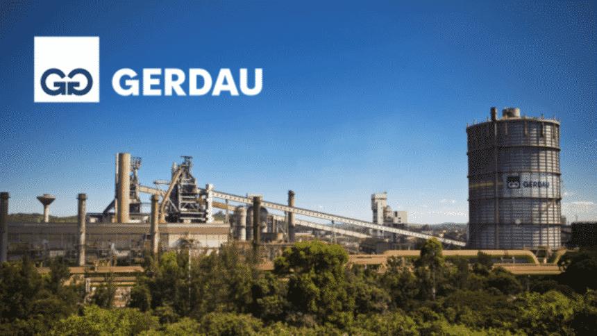 Gerdau – usina – Minas Gerais