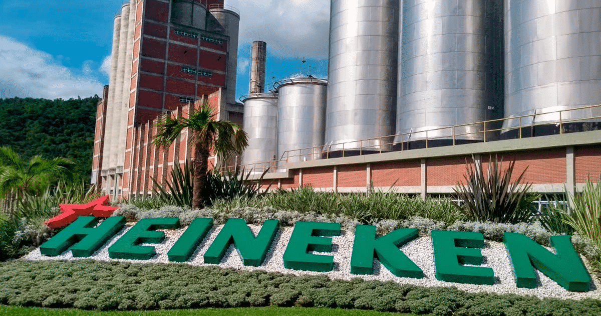 Fábrica – Heineken – Minas Gerais – construção