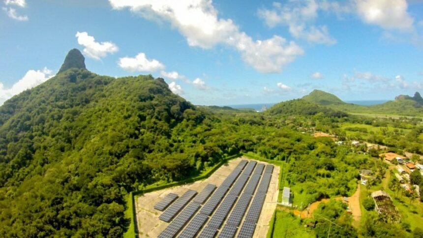 Usina – energia solar – carros elétricos