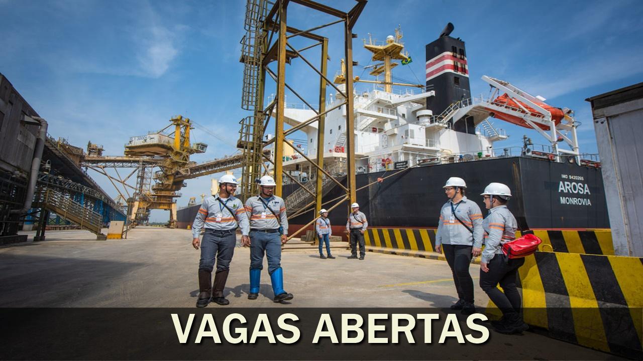 VLI - logística - emprego - vagas - trainee