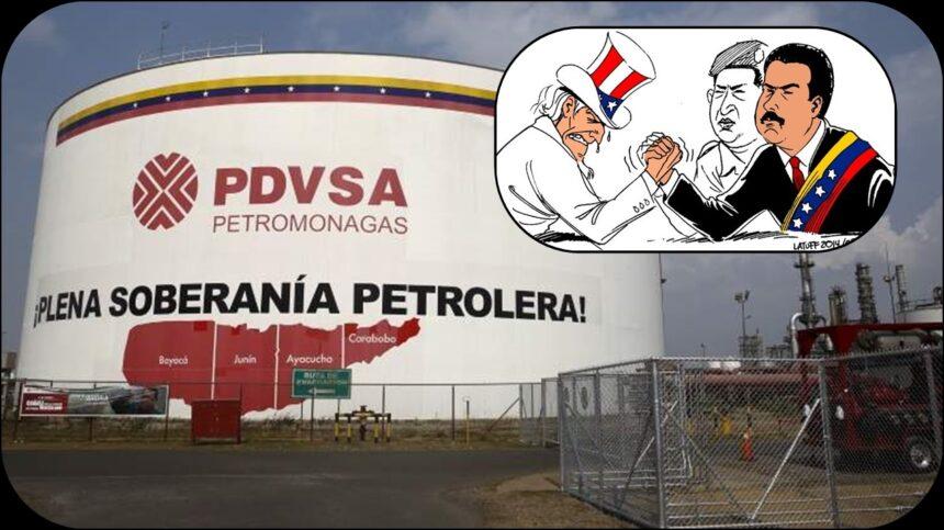 venezuela - estados unidos - colômbia - PDVSA