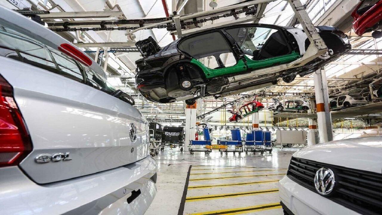 Gol - Voyage - Volkswagen - fábrica - Taubaté