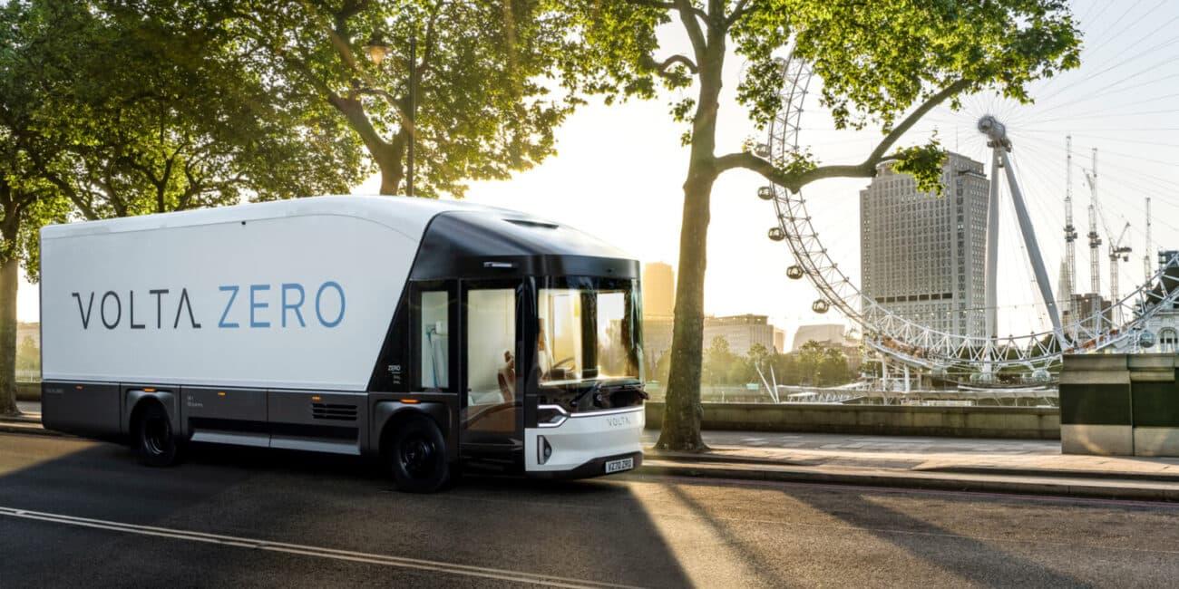 Startup do Reino Unido prepara protótipo de caminhão movido a energia elétrica
